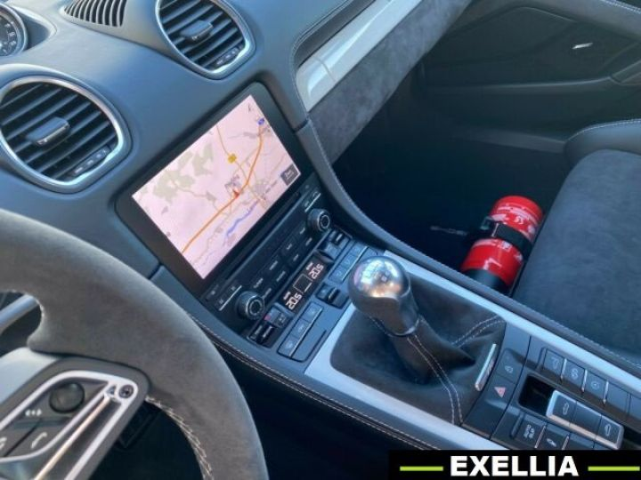Porsche 718 Spyder Boxter  BLANC PEINTURE METALISE  Occasion - 8