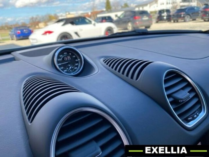 Porsche 718 Spyder Boxter  BLANC PEINTURE METALISE  Occasion - 9