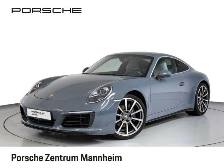 Porsche 911 bleu graphite métallisé - 1