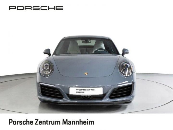 Porsche 911 bleu graphite métallisé - 4