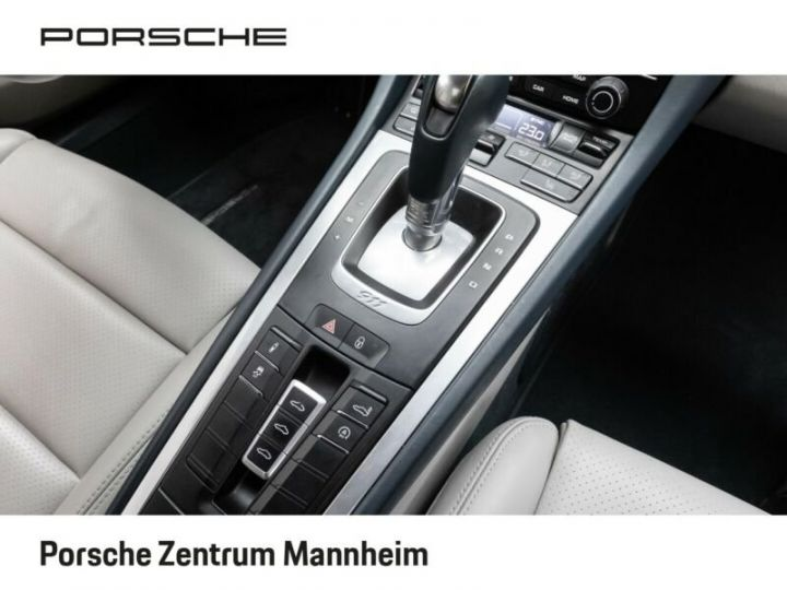 Porsche 911 bleu graphite métallisé - 5