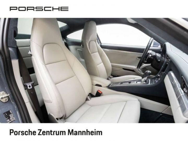 Porsche 911 bleu graphite métallisé - 13