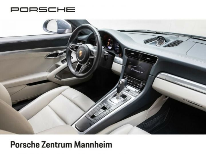 Porsche 911 bleu graphite métallisé - 14