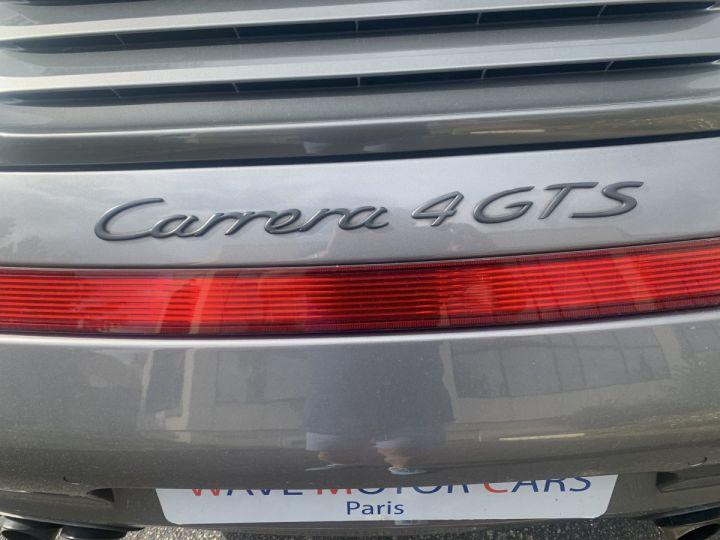 Porsche 911 Gris anthracite  Occasion - 5