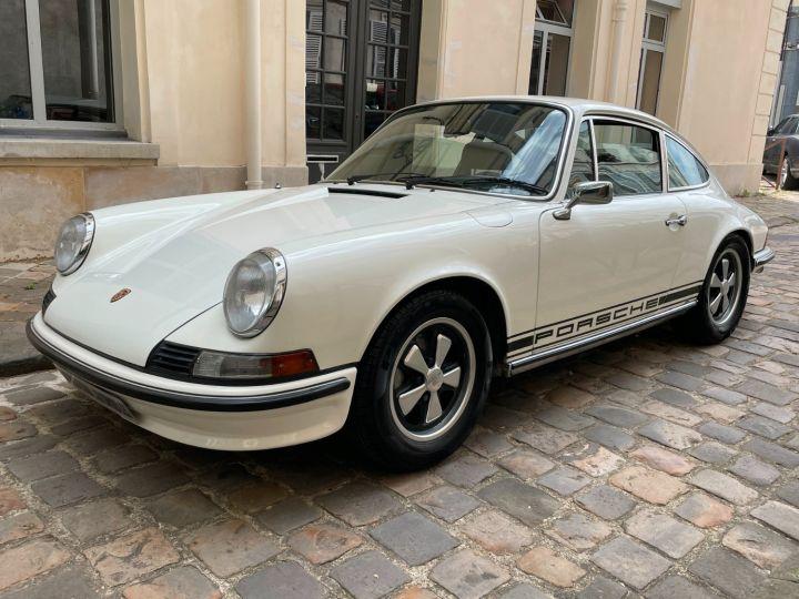 Porsche 911 2.4 S Ivoire Verni - 1