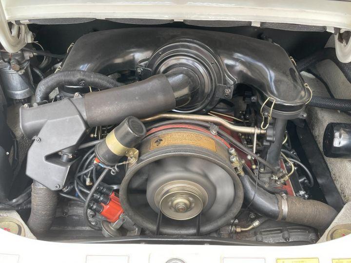 Porsche 911 2.4 S Ivoire Verni - 14