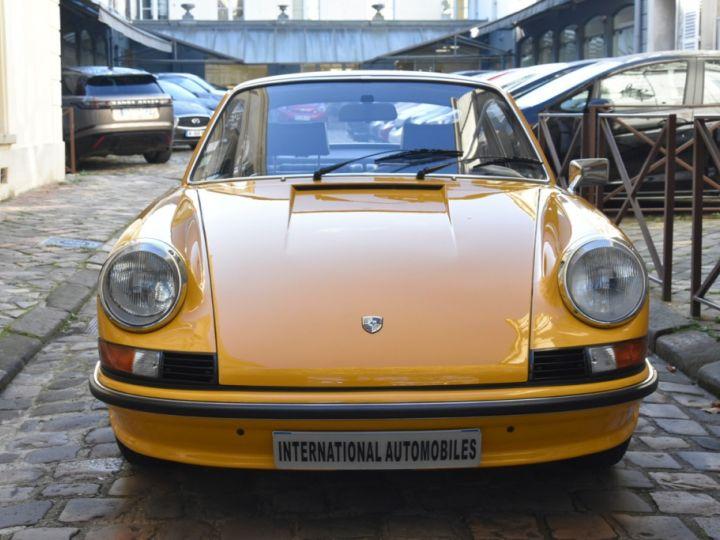 Porsche 911 2.4 S état Concours Jaune Signal - 2