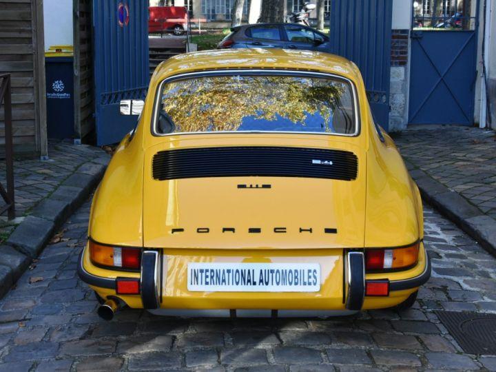 Porsche 911 2.4 S état Concours Jaune Signal - 5