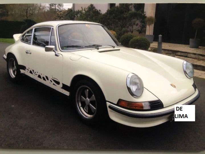 Porsche 911 2L7 RS Touring BLANC - 1