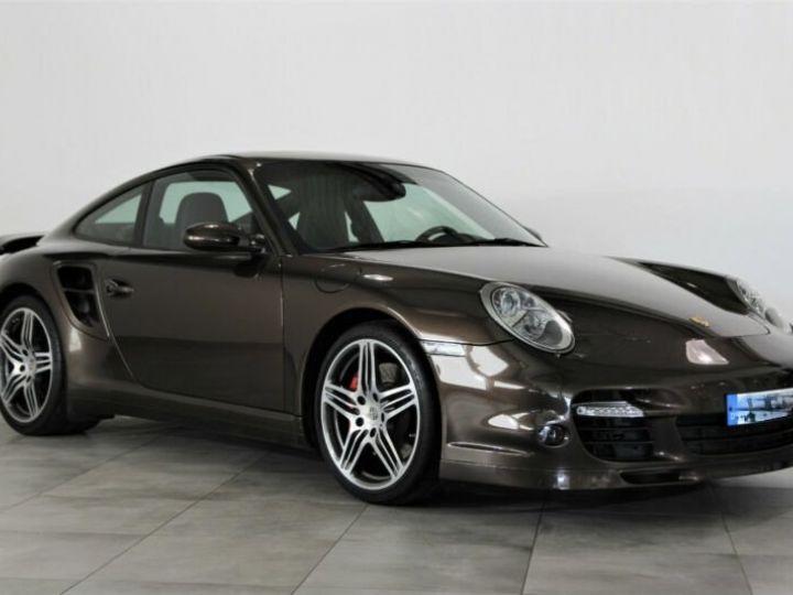 Porsche 911 3.6 TURBO MACADAMIA - 1
