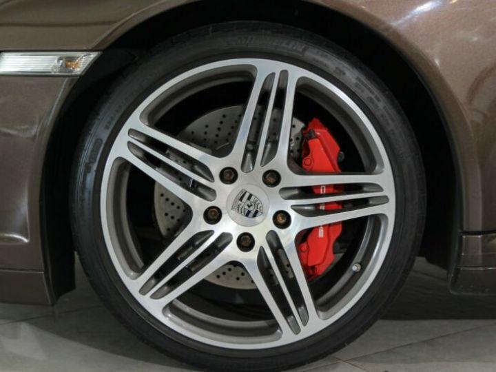 Porsche 911 3.6 TURBO MACADAMIA - 8