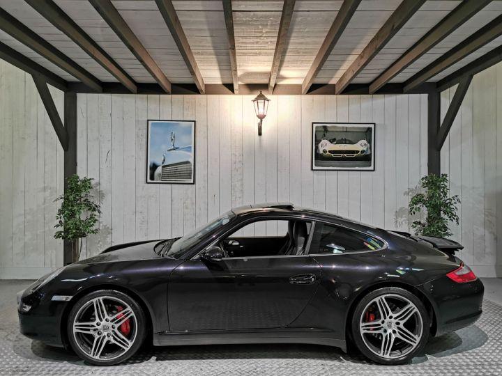 Porsche 911 3.8 355 CV CARRERA 4S TIPTRONIC Noir - 1