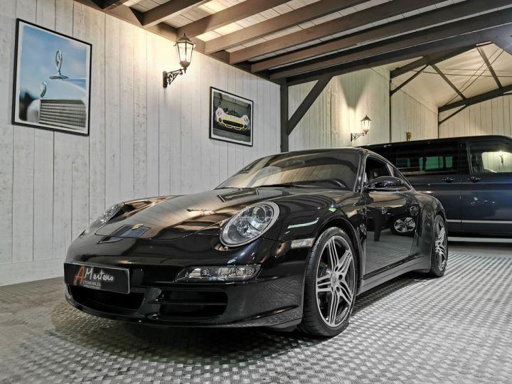 Porsche 911 3.8 355 CV CARRERA 4S TIPTRONIC Noir - 2