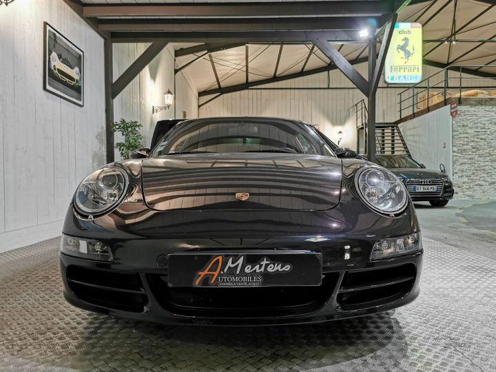 Porsche 911 3.8 355 CV CARRERA 4S TIPTRONIC Noir - 3