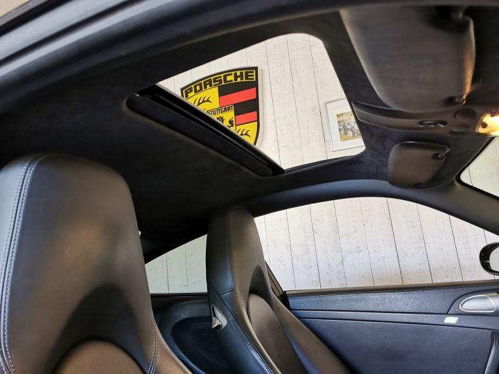 Porsche 911 3.8 355 CV CARRERA 4S TIPTRONIC Noir - 12
