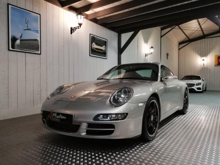 Porsche 911 3.8 355 CV CARRERA S BV6 Gris - 2