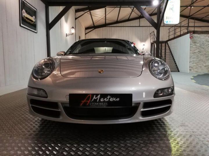 Porsche 911 3.8 355 CV CARRERA S BV6 Gris - 3