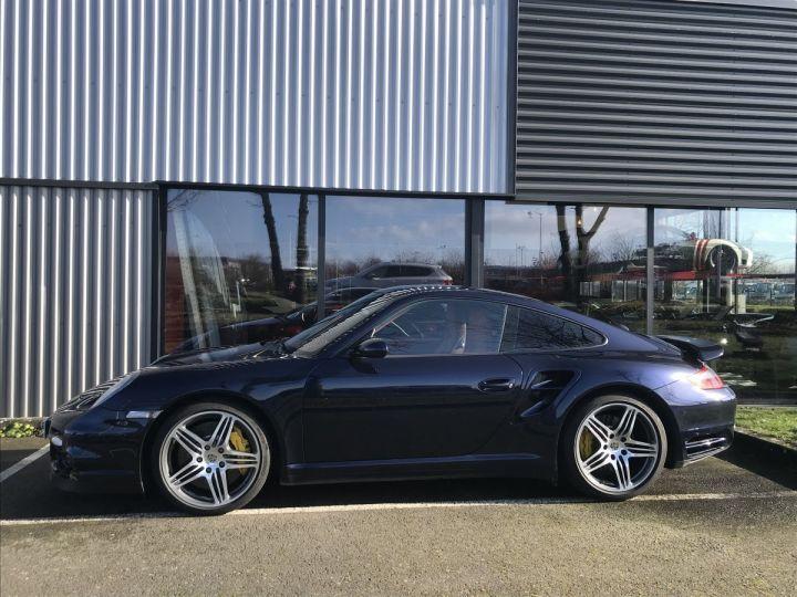 Porsche 911 911 (997) 3.6 480 TURBO TIPTRONIC S Bleu Métal - 2