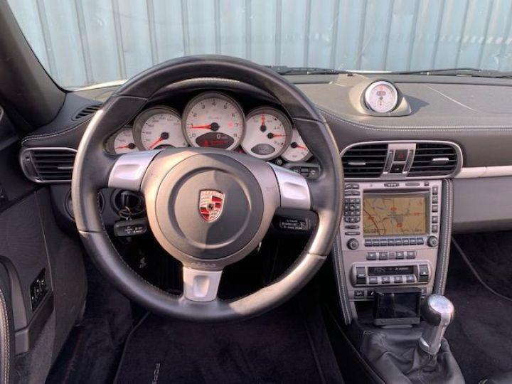 Porsche 911 911 CABRIOLET 3.6 480 TURBO Blanc - 3