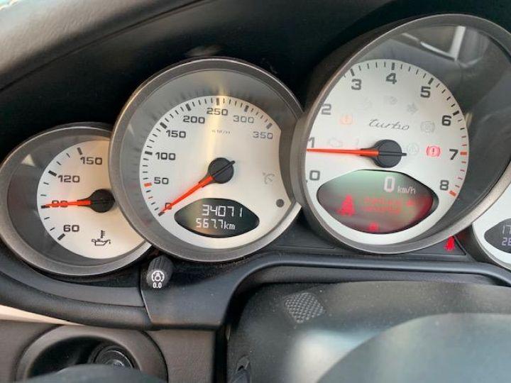 Porsche 911 911 CABRIOLET 3.6 480 TURBO Blanc - 15