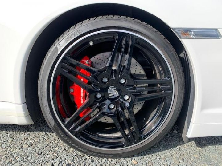 Porsche 911 911 CABRIOLET 3.6 480 TURBO Blanc - 18