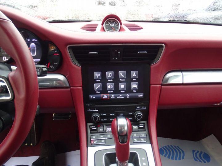Porsche 911 991 2S Cabriolet MK2 420ps PDK/ VNeuve 149.000e XLF Chrono BOSE S.Sports + ventiles ..... noir metallisé - 5