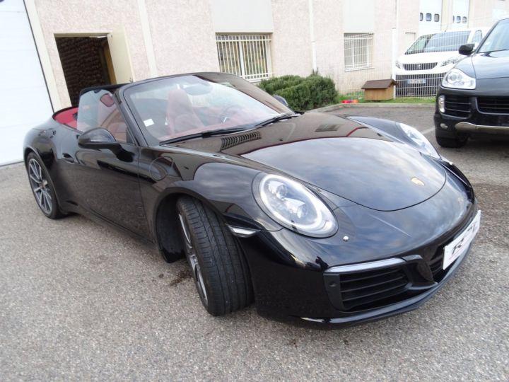 Porsche 911 991 2S Cabriolet MK2 420ps PDK/ VNeuve 149.000e XLF Chrono BOSE S.Sports + ventiles ..... noir metallisé - 2