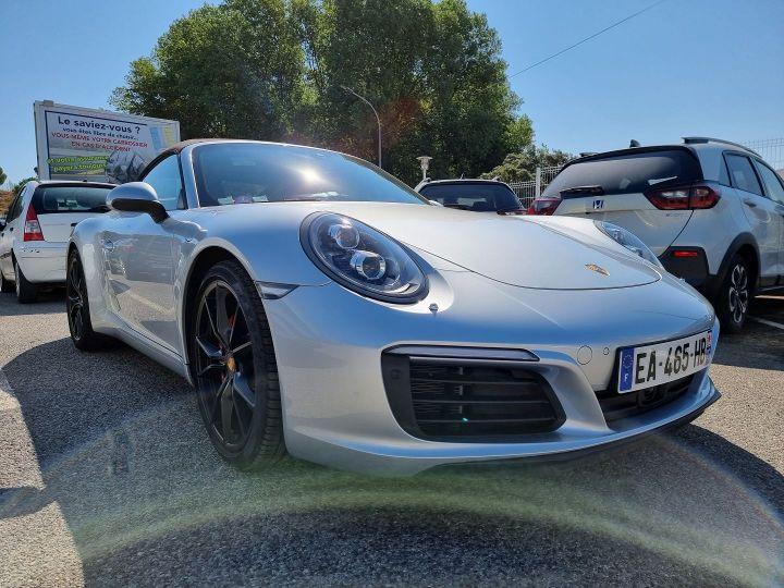 Porsche 911 (991) 3.0 420CH S PDK Gris C - 4