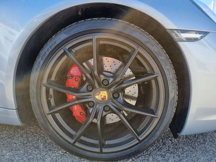 Porsche 911 (991) 3.0 420CH S PDK Gris C - 5