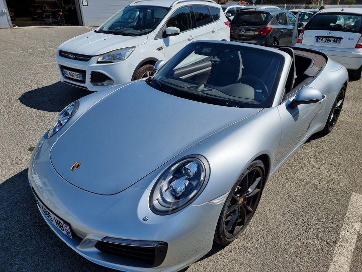 Porsche 911 (991) 3.0 420CH S PDK Gris C - 13