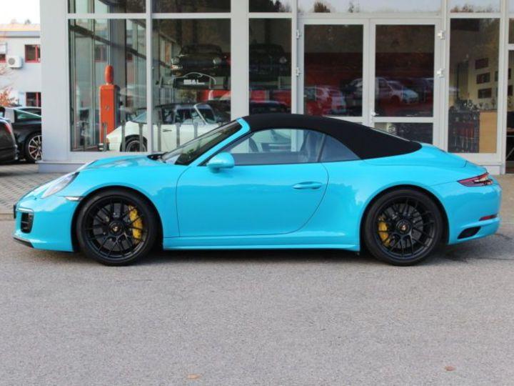 Porsche 911 991 3.0 450CH 4 GTS PDK BLEU Occasion - 2