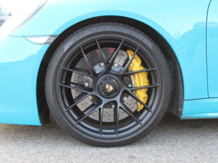 Porsche 911 991 3.0 450CH 4 GTS PDK BLEU Occasion - 4