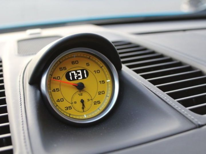 Porsche 911 991 3.0 450CH 4 GTS PDK BLEU Occasion - 5