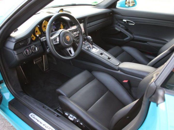 Porsche 911 991 3.0 450CH 4 GTS PDK BLEU Occasion - 6
