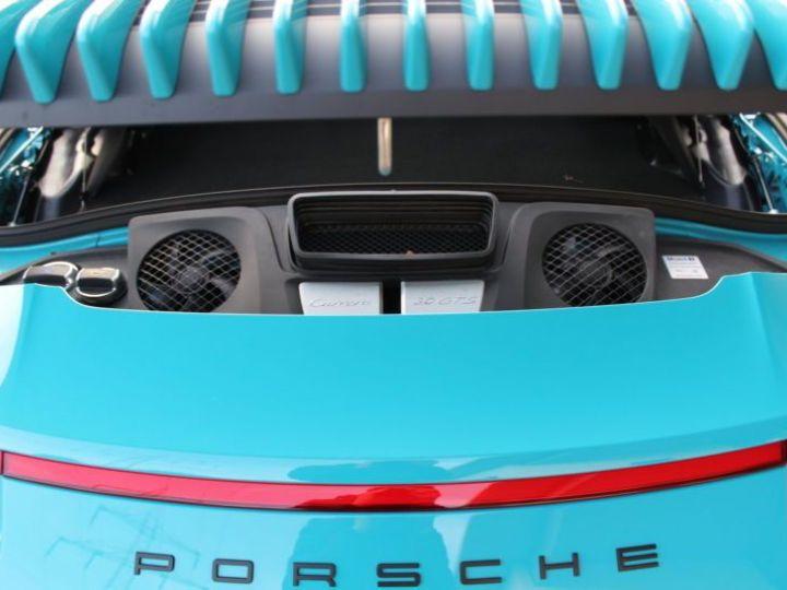 Porsche 911 991 3.0 450CH 4 GTS PDK BLEU Occasion - 8