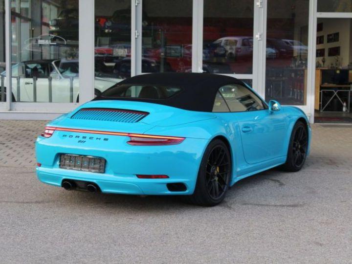 Porsche 911 991 3.0 450CH 4 GTS PDK BLEU Occasion - 11