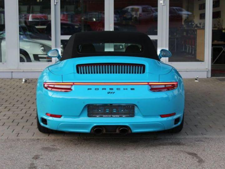 Porsche 911 991 3.0 450CH 4 GTS PDK BLEU Occasion - 12
