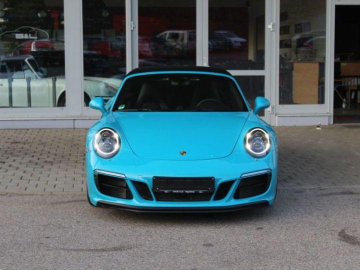 Porsche 911 991 3.0 450CH 4 GTS PDK BLEU Occasion - 13