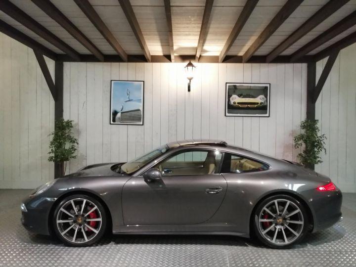 Porsche 911 991 3.8 400 CV CARRERA 4S PDK Gris - 1