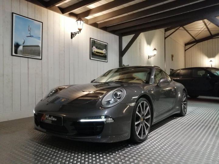 Porsche 911 991 3.8 400 CV CARRERA 4S PDK Gris - 2