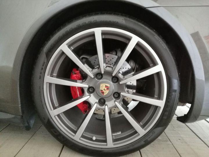 Porsche 911 991 3.8 400 CV CARRERA 4S PDK Gris - 18