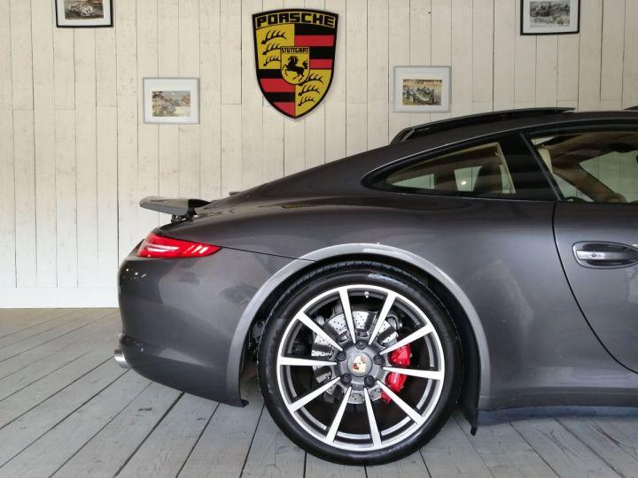 Porsche 911 991 3.8 400 CV CARRERA 4S PDK Gris - 19