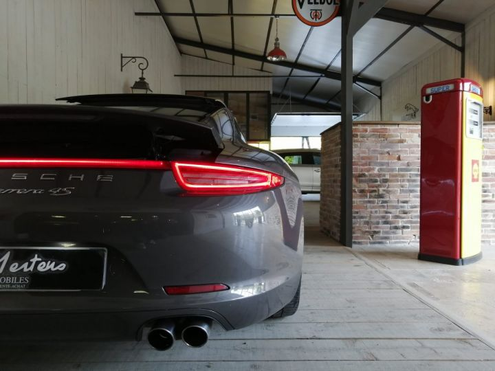 Porsche 911 991 3.8 400 CV CARRERA 4S PDK Gris - 20