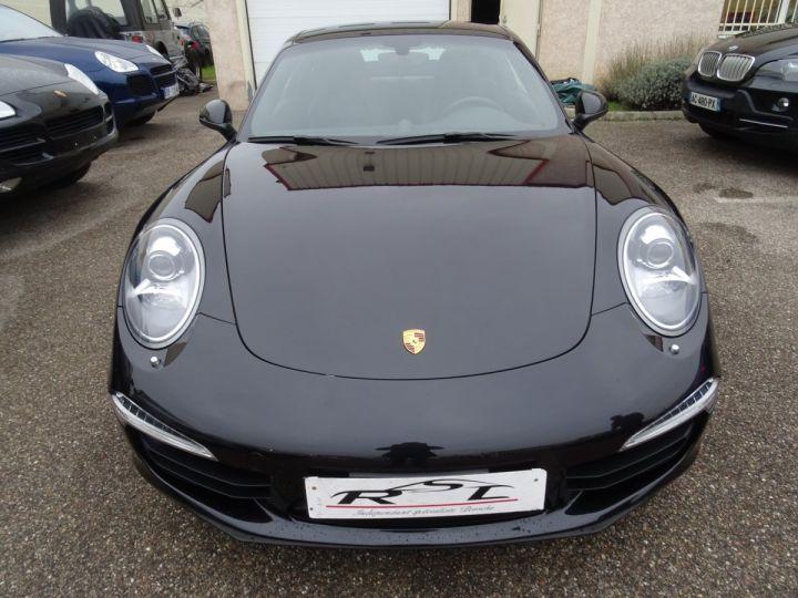 Porsche 911 991 4S PDK 3.8L 400PS/ Pack Chrono Régulateur de vitesse  S.sports noir metallisé - 2