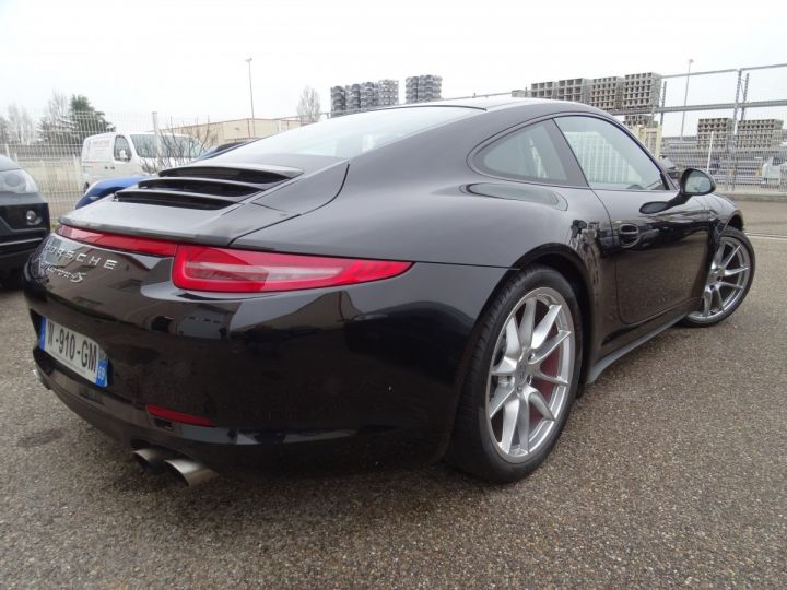 Porsche 911 991 4S PDK 3.8L 400PS/ Pack Chrono Régulateur de vitesse  S.sports noir metallisé - 8