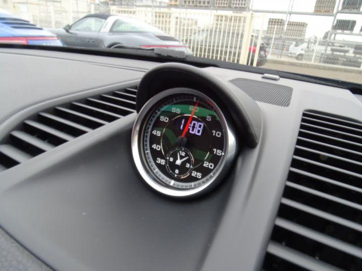 Porsche 911 991 4S PDK 3.8L 400PS/ Pack Chrono Régulateur de vitesse  S.sports noir metallisé - 17