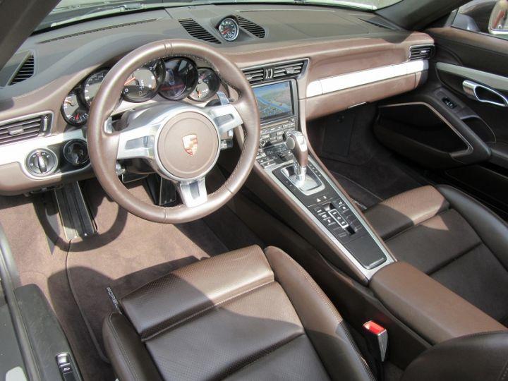 Porsche 911 991 CARRERA 3.4L 350CH PDK BRUN ANTHRACITE Occasion - 2