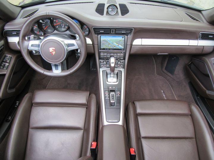 Porsche 911 991 CARRERA 3.4L 350CH PDK BRUN ANTHRACITE Occasion - 8