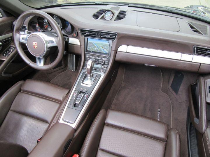 Porsche 911 991 CARRERA 3.4L 350CH PDK BRUN ANTHRACITE Occasion - 20