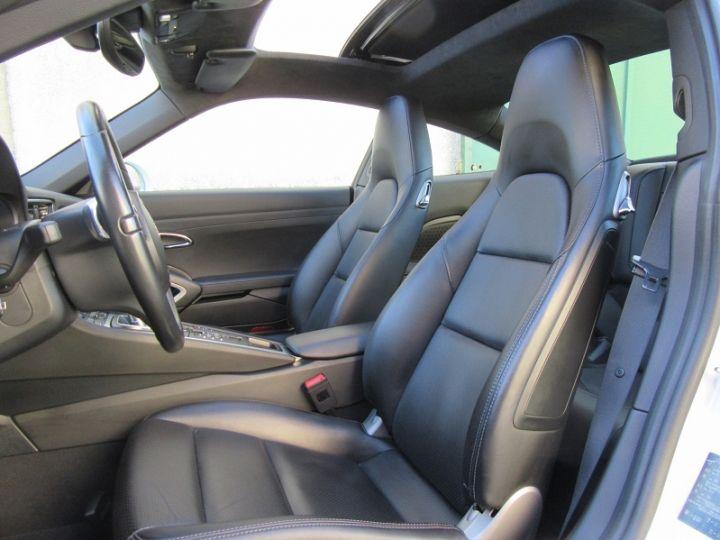 Porsche 911 991 CARRERA 3.4L 350CH PDK BLANC Occasion - 4